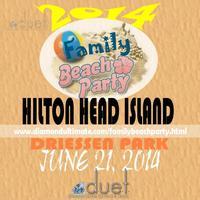 Family Beach Party 2014