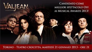 Valjean, a musical drama