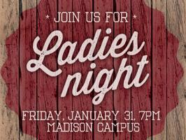 Ladies Night Jan - 2014