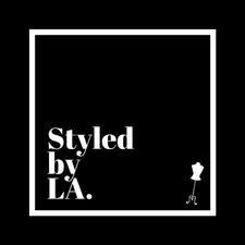 Styled by LA logo