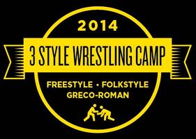3-Style Wrestling Camp 2014 - Falls Church, VA