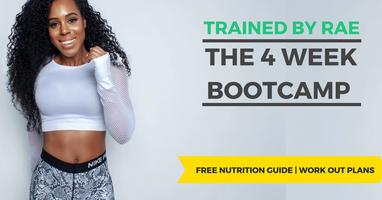 4 WEEK TRAINED BY RAE BOOTCAMP