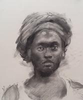 Charcoal Portraits - Workshop with Sheila Bryant