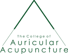 The College of Auricular Acupuncture logo