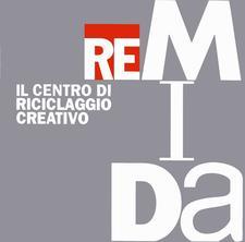 REMIDA, il Centro di Riciclaggio Creativo logo