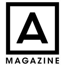 A-Magazine  logo