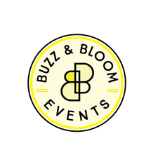 Buzz & Bloom Events logo