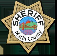 Marin County Sheriff's OES logo