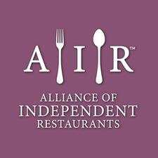 Alliance of Independent Restaurants logo