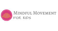 Mindful Movement for Kids logo