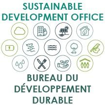 Le Bureau du développement durable / The Sustainable Development Office logo
