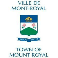 Ville de Mont-Royal / Town of Mount Royal logo