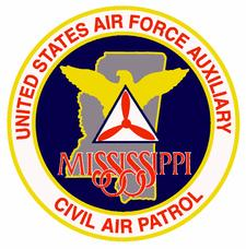Mississippi Wing Civil Air Patrol logo