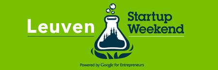 Leuven Startup Weekend 4th -6th April, 2014