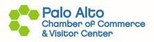 Palo Alto Chamber of Commerce & Visitor Center logo