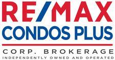RE/MAX Condos Plus Corp. Brokerage logo
