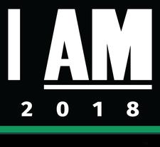 I AM 2018 logo