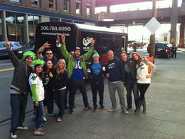 Ballard Loft Seahawk PARTY BUS - Divisionals