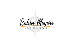 Robin Meyers: Navigate & Empower logo