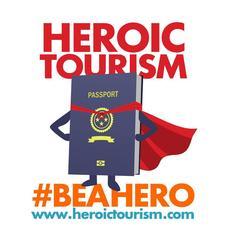 Heroic Tourism logo