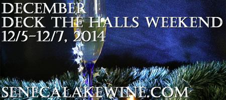 DDTH_VEN, Dec. Deck The Halls Wknd 2014, Start at...