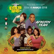Kizomba Afrojoy Brasil logo