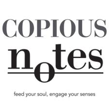Copious Notes  logo