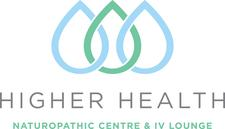 Higher Health Naturopathic Centre & IV Lounge logo