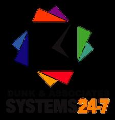 Dunk & Associates/Systems 24-7 logo