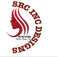 SRC INC DESIGNS logo