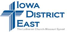 Iowa District East - LCMS logo