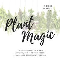 Plant Magic: The Superpowers of Plants