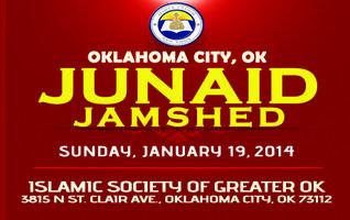 Junaid Jamshed @ Oklahoma City, OK on Sunday, January...