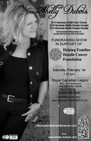 SHELLY DUBOIS' COUNTRY FUNDRAISING SHOW IN SUPPORT OF...