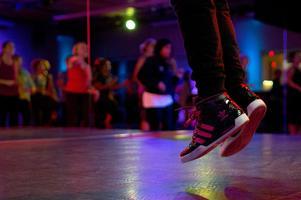 Dance Fitness Master Class w/ Lauren Fitzgerald and...