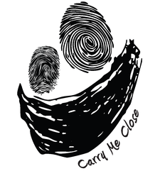Carry Me Close Babywearers logo