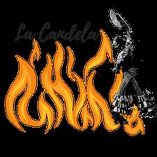 Ania La Candela Flamenco  logo