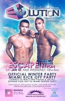 EVOLUTION: ESCAPE TO WINTER PARTY
