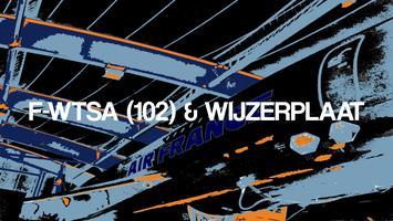 F-WTSA (102) & WIJZERPLAAT