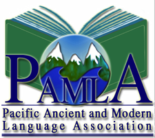 Pacific Ancient and Modern Language Association logo