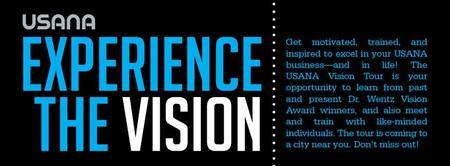 USANA SoCal - Vision Tour 2014