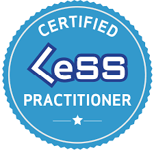 Certified LeSS Trainer logo
