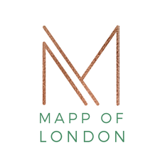 Mapp of London logo