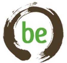 beHealingArts (a division of beTeas Inc.) logo