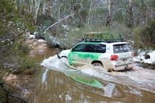 Simmo's Offroad Tours logo