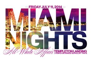 Miami Nights- Buffalo's Biggest & Best Annual...