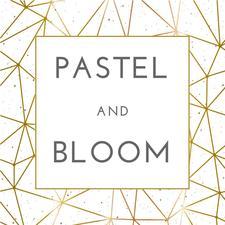 Vanessa @ Pastel and Bloom logo