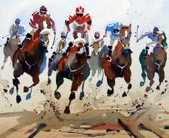 artBEAT: Going Wild in Watercolour - Jake Winkle