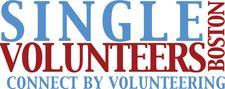 Single Volunteers Boston logo