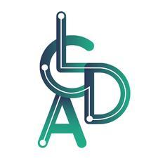 La couleur de l'adoption logo